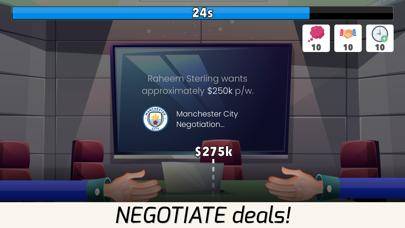 Superstar Football Agent screenshot 8