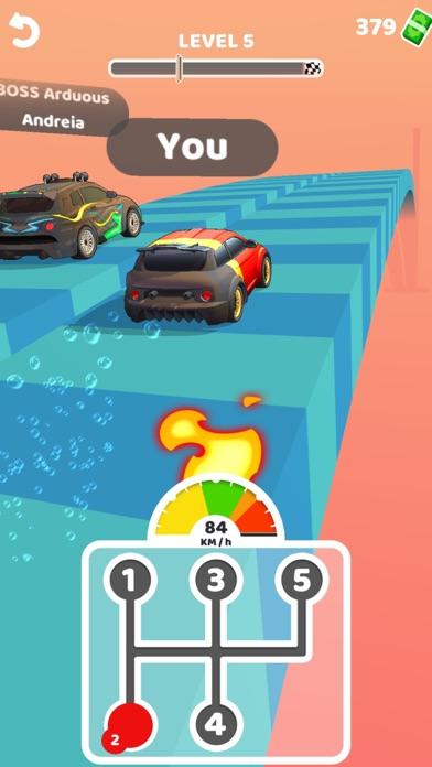 Gear Race 3Dのおすすめ画像2