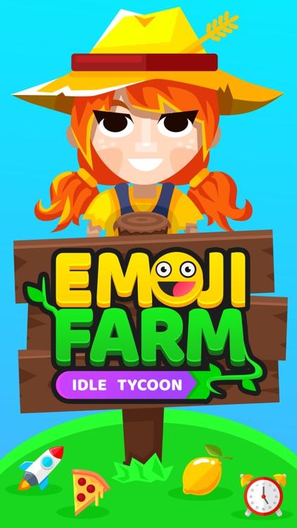 Emoji Farm - Idle Tycoon screenshot-0