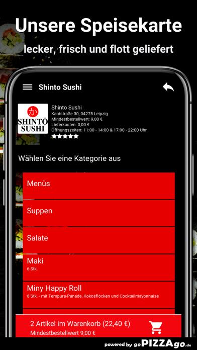 Shinto Sushi Leipzig screenshot 3