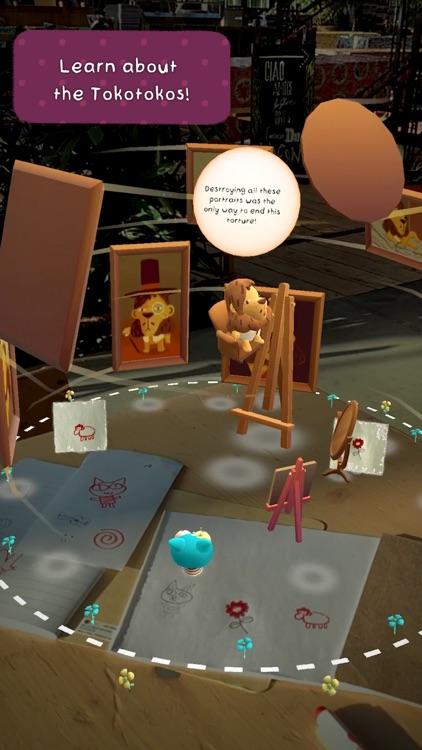 Tokotoko - AR Adventures screenshot-5