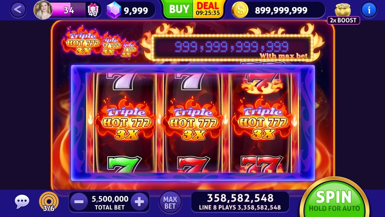 Club Vegas Slots: Casino Games screenshot-4