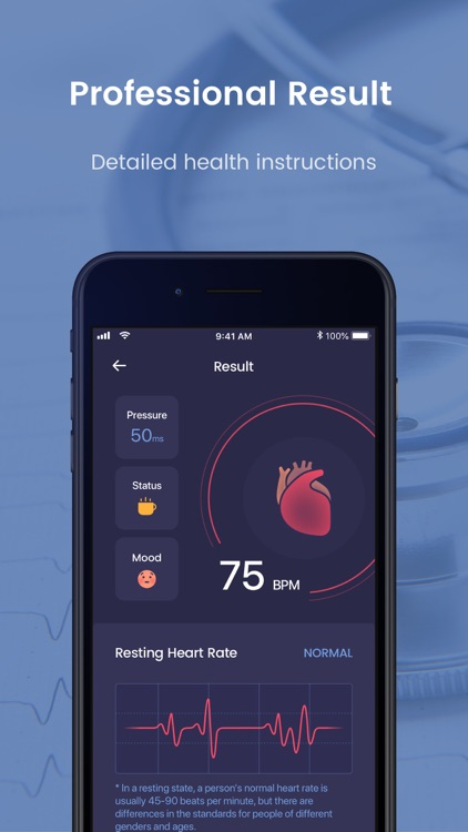 Heart Rate Plus - home monitor