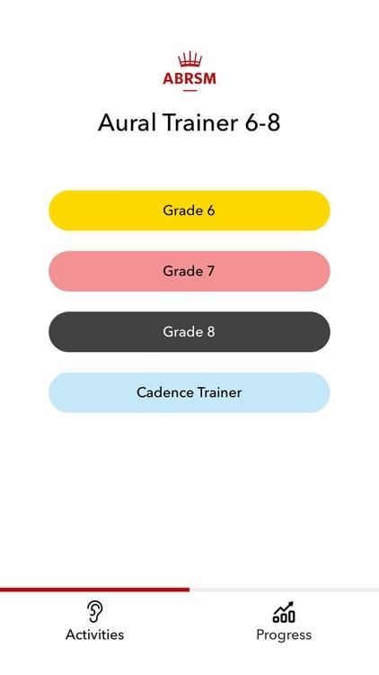 ABRSM Aural Trainer Grades 6-8 screenshot-0