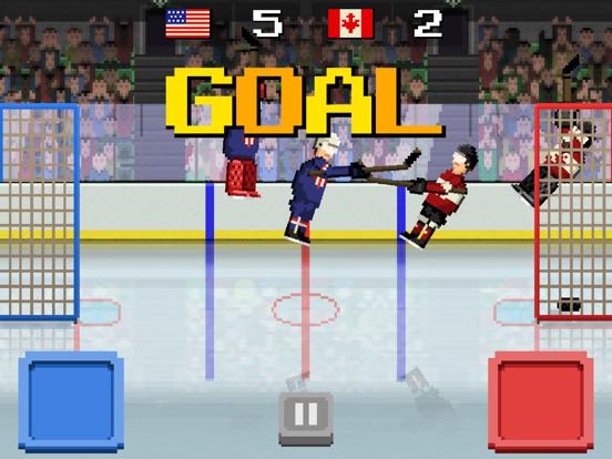 Hockey Hysteria screenshot