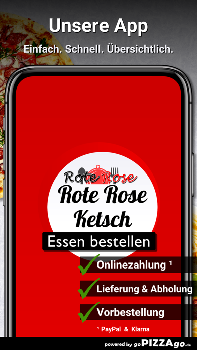 Rote Rose Ketsch screenshot 1