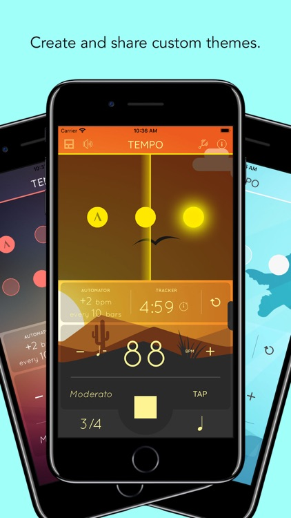 Tempo - Metronome with Setlist screenshot-4