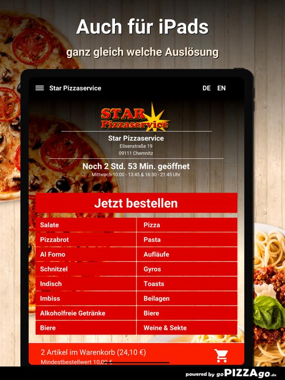 Star Pizzaservice Chemnitz screenshot 7
