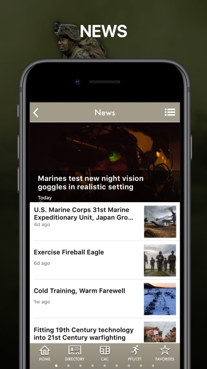 USMC Connect screenshot-3