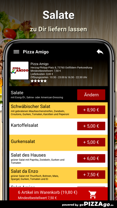 Amigo Ostfildern Parksiedlung screenshot 5