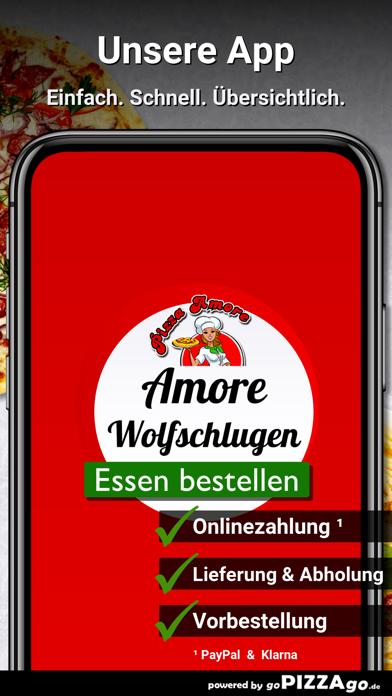 Amore Wolfschlugen screenshot 1