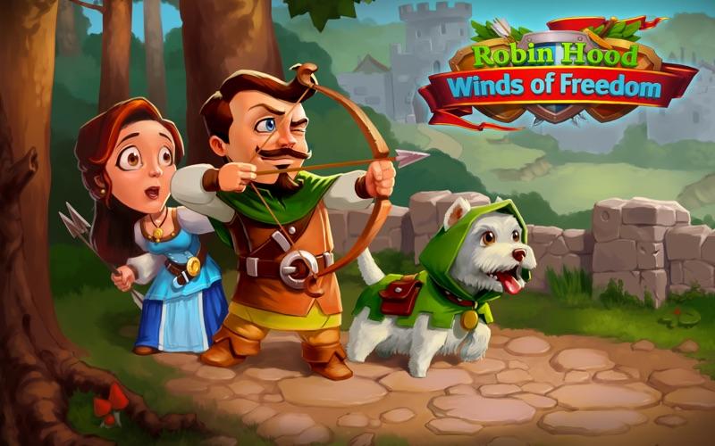 Robin Hood: Winds of Freedom screenshot 1