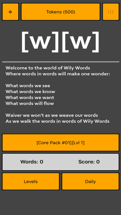 Wily Words free Resources hack
