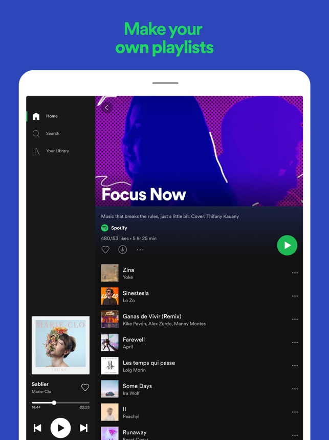 Spotify New Music And Podcasts On The App Store