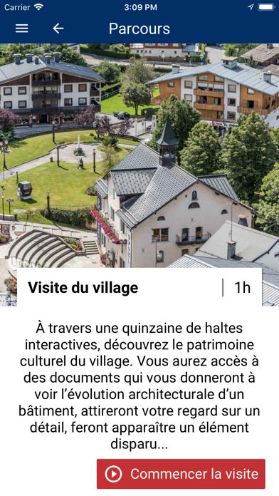 Megève. Itinéraires découverte screenshot 3