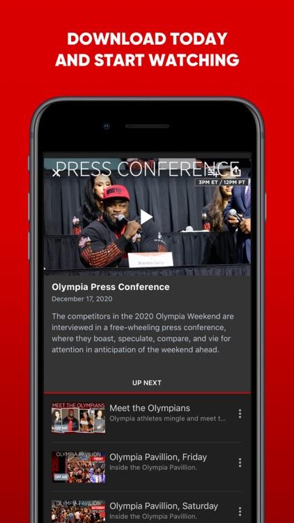 OlympiaTV screenshot-3