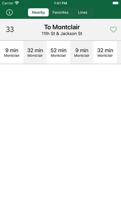 Schedules - AC Transit screenshot-4