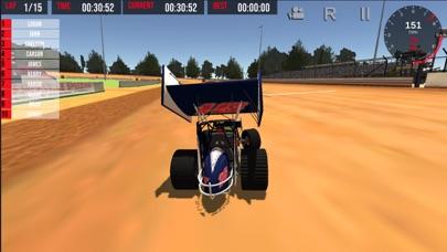 Outlaws - Sprint Car Racing 3のおすすめ画像1