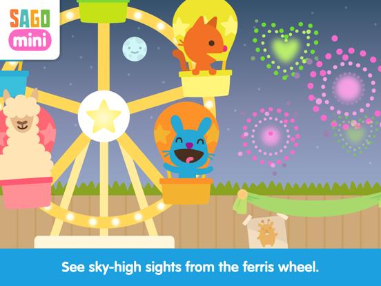 Sago Mini Fun Fair screenshot 13