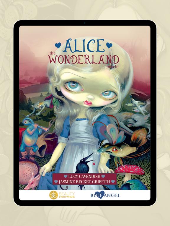 Ipad Screen Shot Alice: The Wonderland Oracle 0