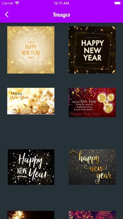 Happy New Year Wallpaper 2021 screenshot-7