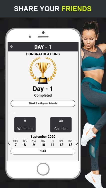 Grow Taller! Home Workouts screenshot-7