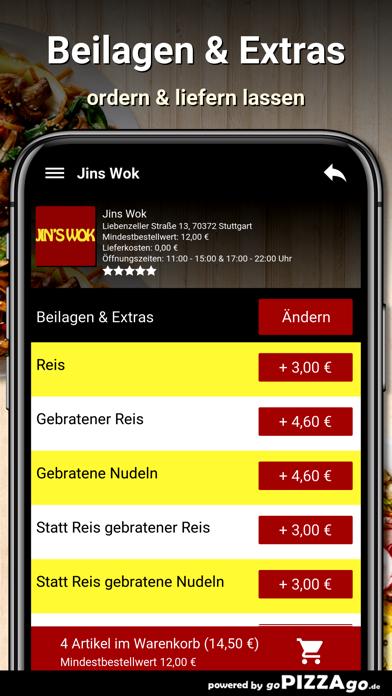 Jins Wok Stuttgart screenshot 6