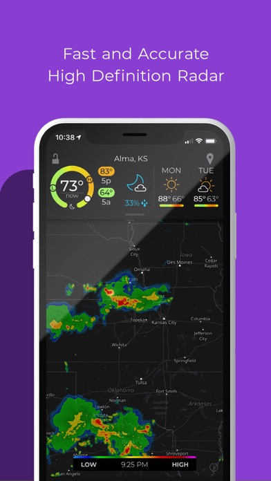cancel MyRadar Weather Radar app subscription image 1