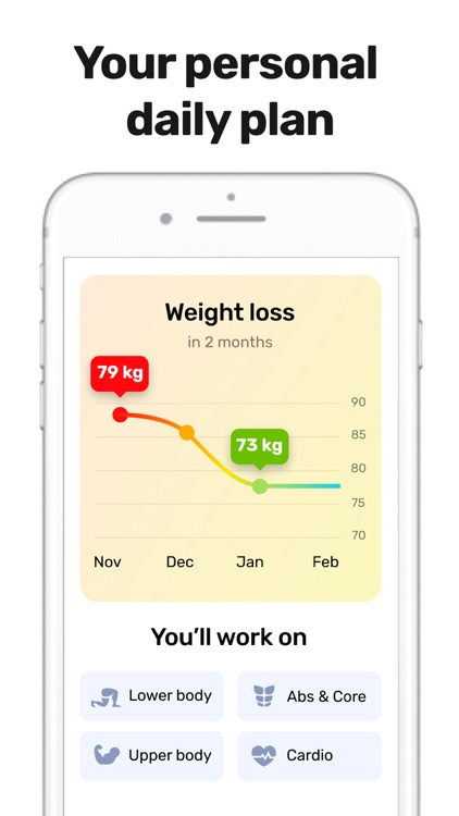 Gravity: Lose Fat & Get Fitter screenshot-3
