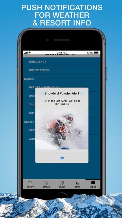 Snowbird Resort screenshot-6