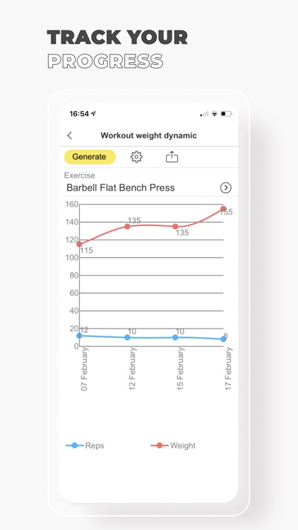 Fitness: Workout for Gym Home screenshot-7