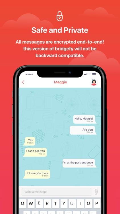 Bridgefy - Offline Messages