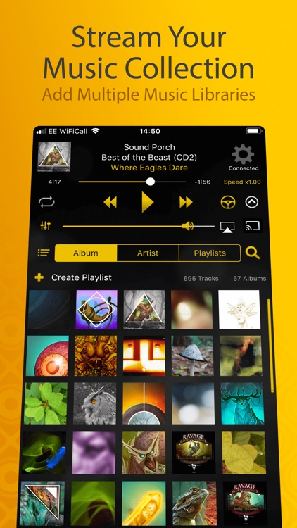 MusicStreamer Lite screenshot-0