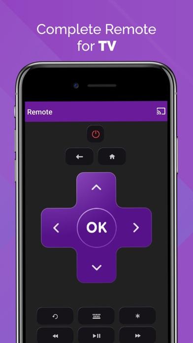 TV Remote - Universal Control screenshot 1
