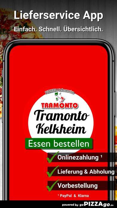 Ristorante Tramonto Kelkheim screenshot 1