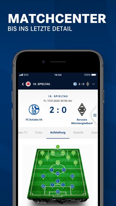 messages.download FC Schalke 04 - Offizielle App software