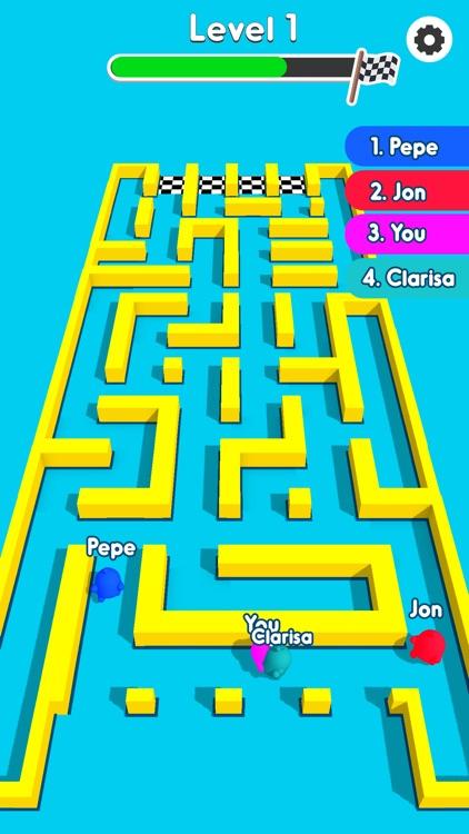 Maze it!