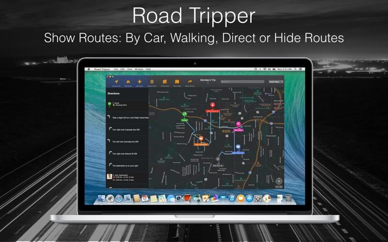 Road Tripper скриншот программы 4