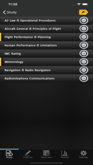 PPL Canada Private Pilot Exam screenshot 2