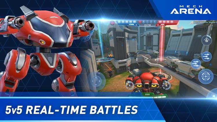 Mech Arena: Robot Showdown