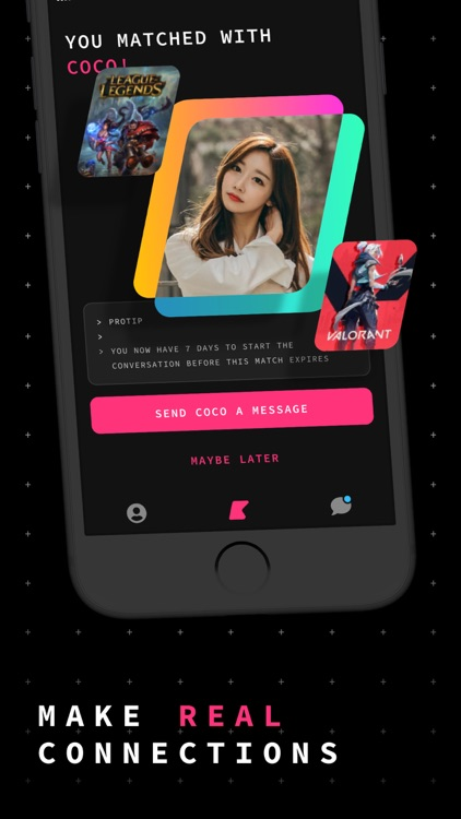 Kippo - Dating App for Gamers screenshot-3