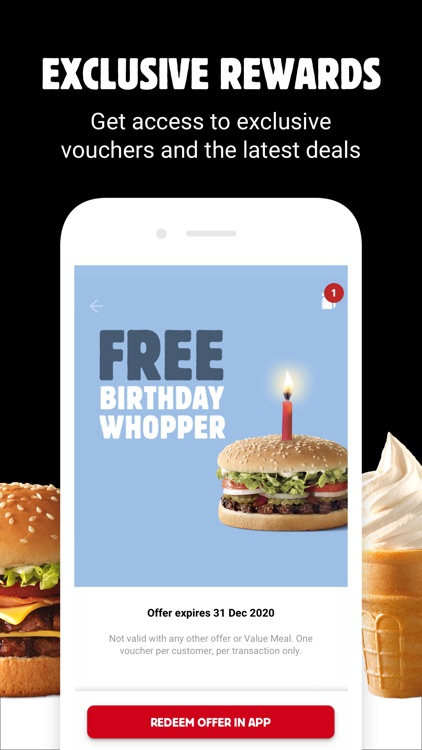 Hungry Jack's Deals & Delivery screenshot-4