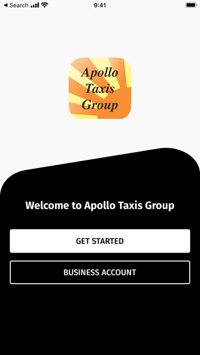 Apollo Taxis Group Screenshot