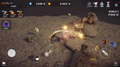 ダンジョン騎士育成:3D放置型RPG紹介画像4