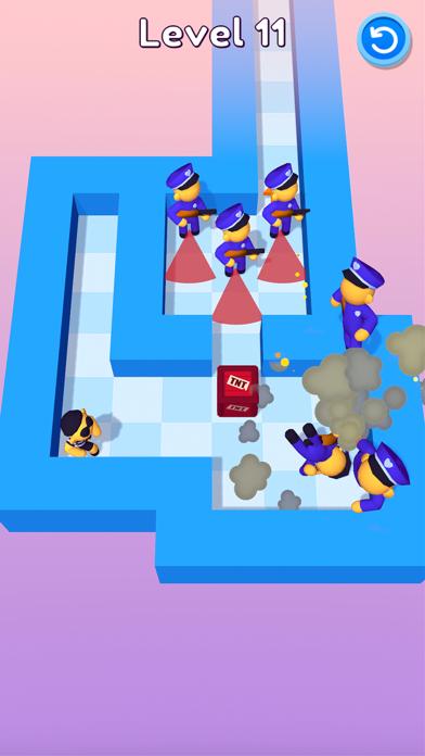 Roller Heist Screenshot