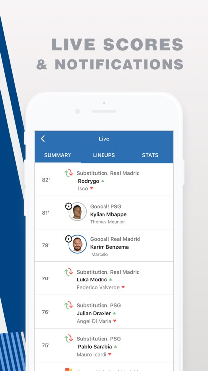 Real Live – unofficial app.
