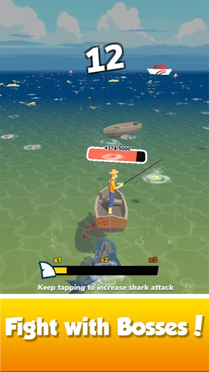 Idle Shark World - Tycoon Game screenshot-5