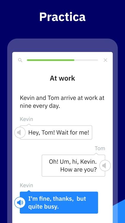 Aprende Inglés con Wlingua screenshot-4