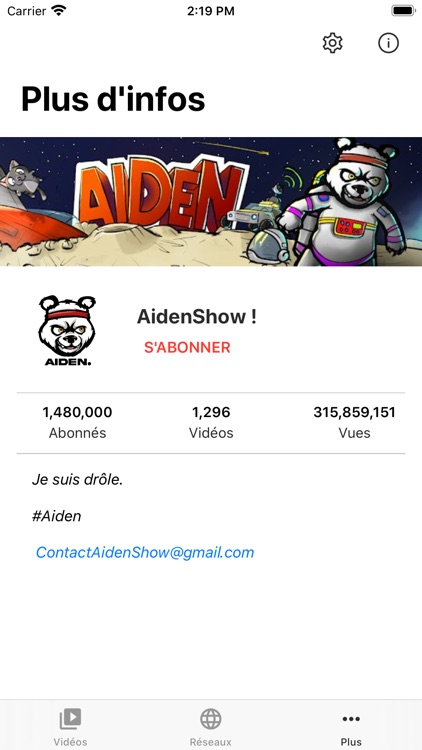 AidenShow screenshot-2