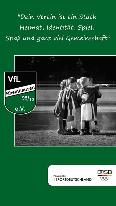VfL Rheinhausen 95/13 e.V.Screenshot von 1